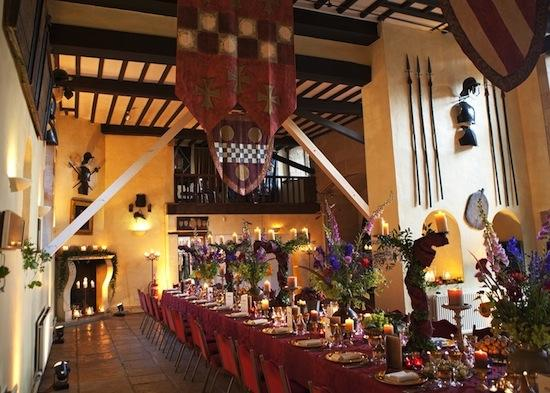 Sudeley banquet