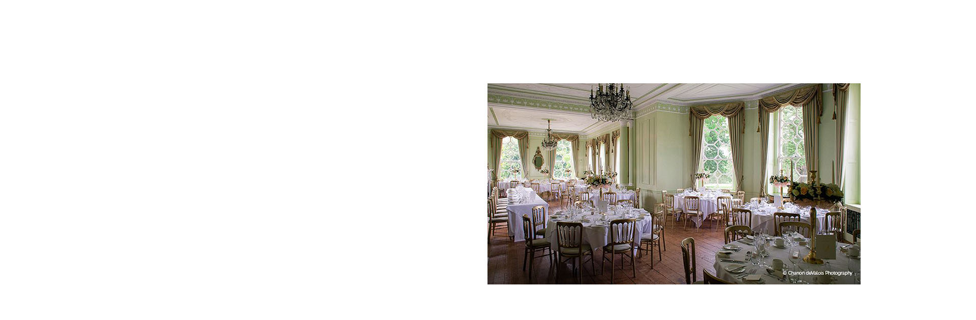 Featured Wedding Venue: Braxted Park Estate