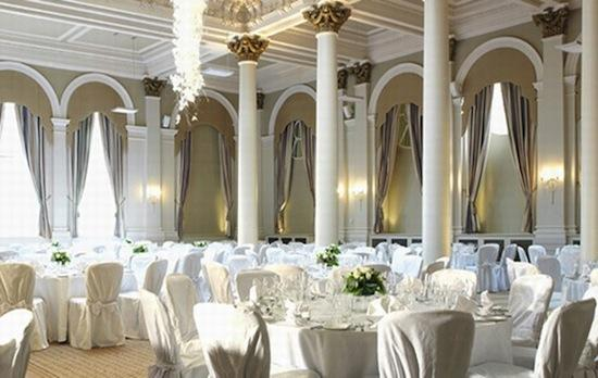Grand Connaught Rooms - wedding venue