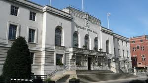 Hackney Town Hall Wedding Venue