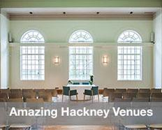 Hackney London .Wedding Venue