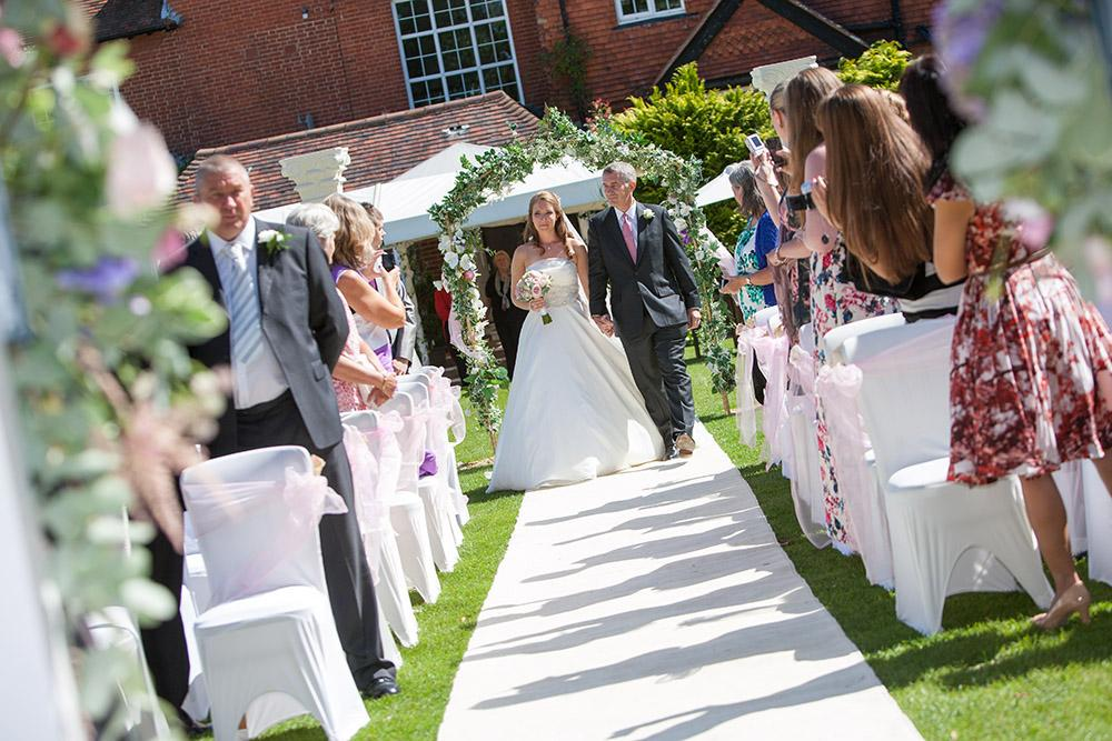 Wedding Day At Trunkwell House Berkshire