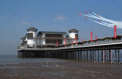 Grand Pier wedding venue