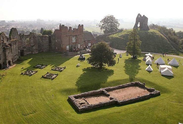 Tutbury Castle