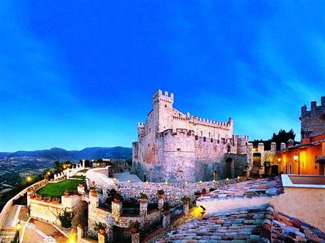 Castle in Nerola