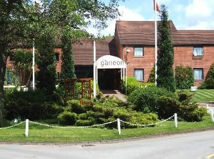 The Galleon Hotel