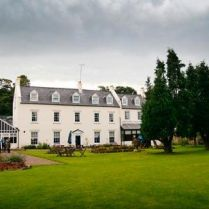 Hallgarth Manor Country Hotel