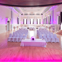 The Ballroom at Accrington Town Hall