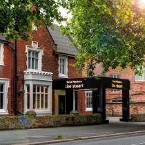 Best Western The Stuart Hotel in Derby