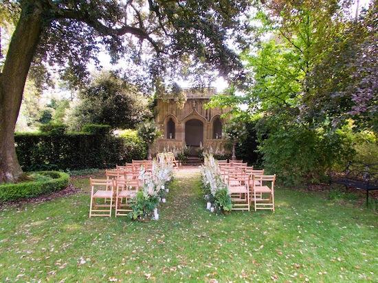 Fabulous Outdoor Wedding Venues