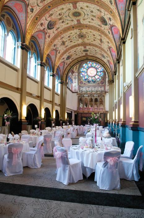 Traditional Wedding Venues