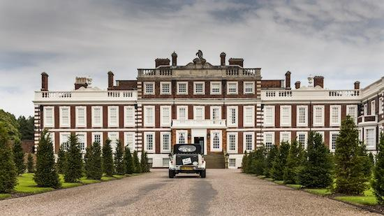 Knowsley Hall Wedding Venue