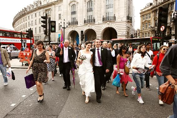 Fab London Wedding Photography