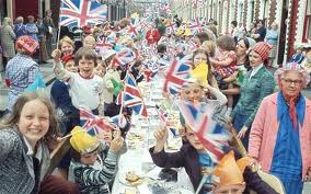 Diamond Jubilee Weekend...