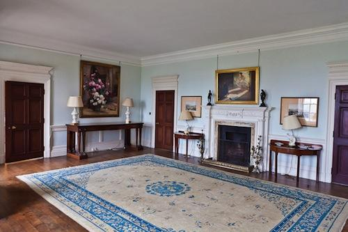Poundon House Reception Room