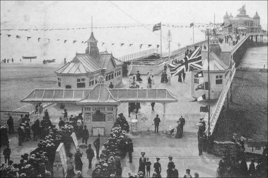 Grand Pier Opening Day