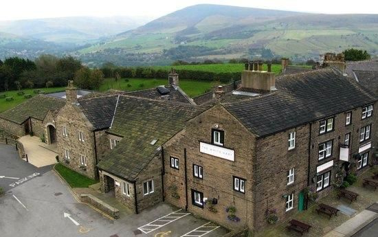 1 The White Hart Inn at Lydgate