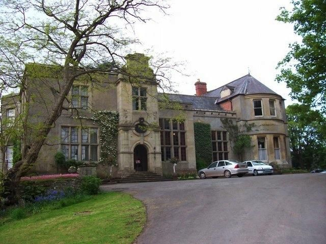 Burton Court