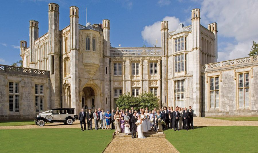 Highcliffe Castle