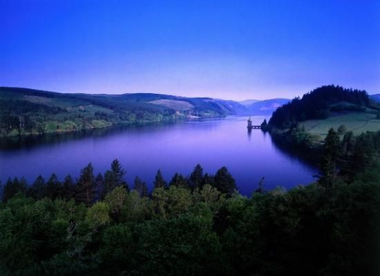 Lake Vyrnwy Hotel and Spa