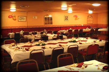 Function Rooms With Catering Nottinghamshire