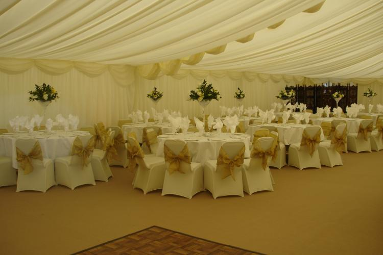Royal Pavilion Marquee | Find A Wedding Venue