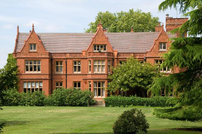 Holmewood Hall in Cambridgeshire