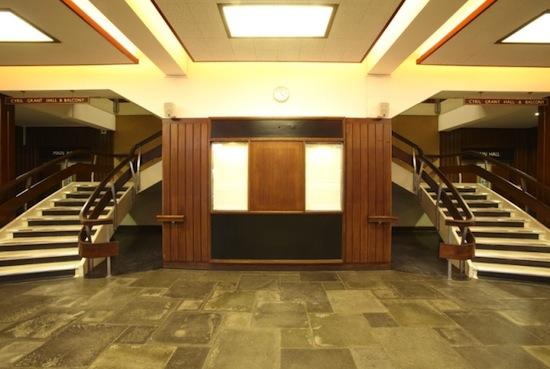 Grand Ceilings and Staircases