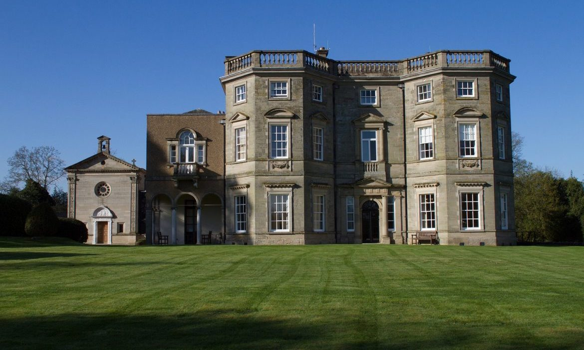Bourton Hall