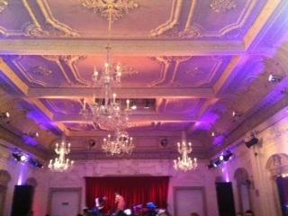 Bush Hall for a Rock 'n' Roll Wedding
