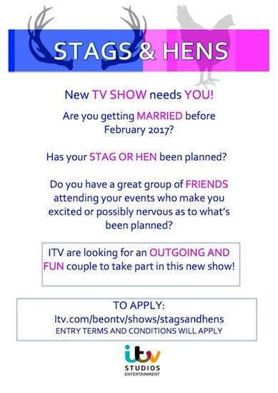 ITV New Wedding Show
