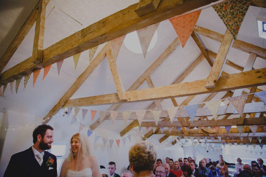 The Green Cornwall Exclusive Hire Wedding