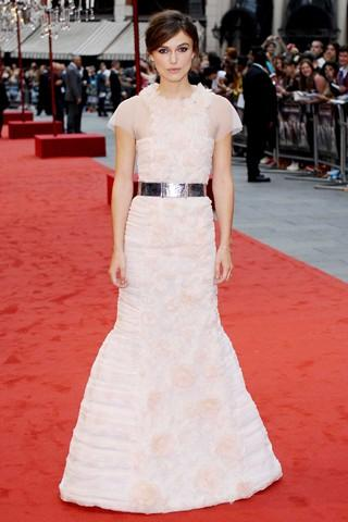Keira Knightley's Wedding Plans