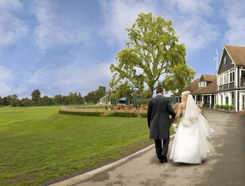 Bank of England Sports Centre Wedding Offer