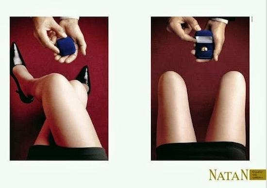 Funny Engagement Ring Ads